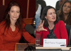 Prof. Fiona Tregenna Dr. Amaleya Goneos-Malka